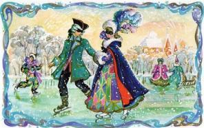 Стихи к новогодним карнавальным костюмам